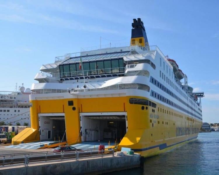 Actuele informatie Veerdiensten naar en van Corsica doorcorsica ferries