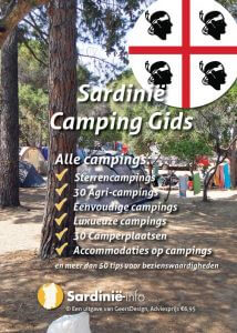 Sardinië Camping gids met meer info en ideeën
